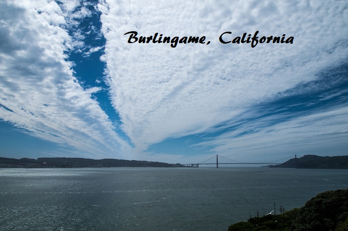 Burlingame California
